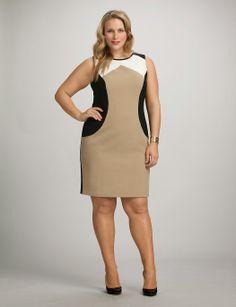 Asombrosos Vestidos cortos para gorditas   Moda y Tendencias
