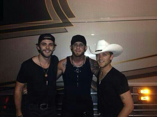 Justin Moore And Brantley Gilbert