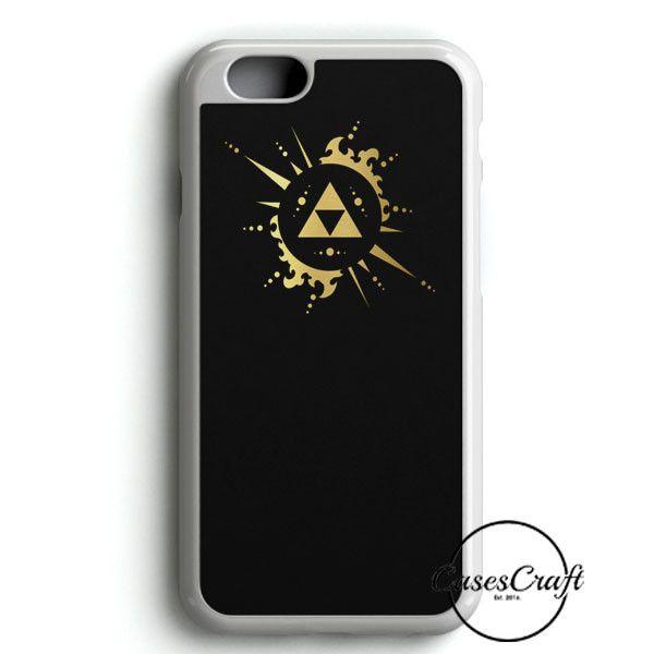 Eagle Triforce Black Legend Of Zelda iPhone 6/6S Case | casescraft