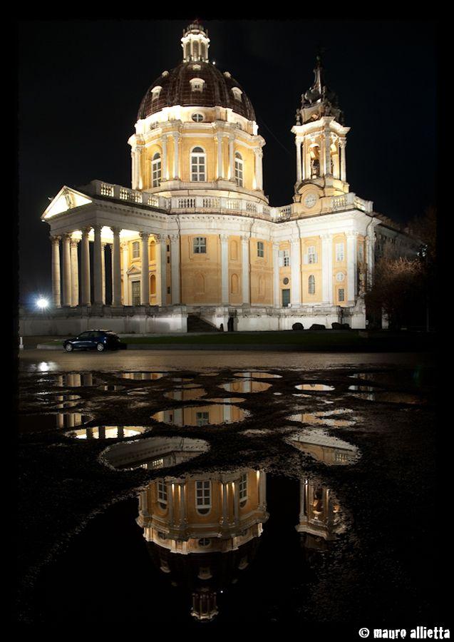 Torino, la Basilica di Superga