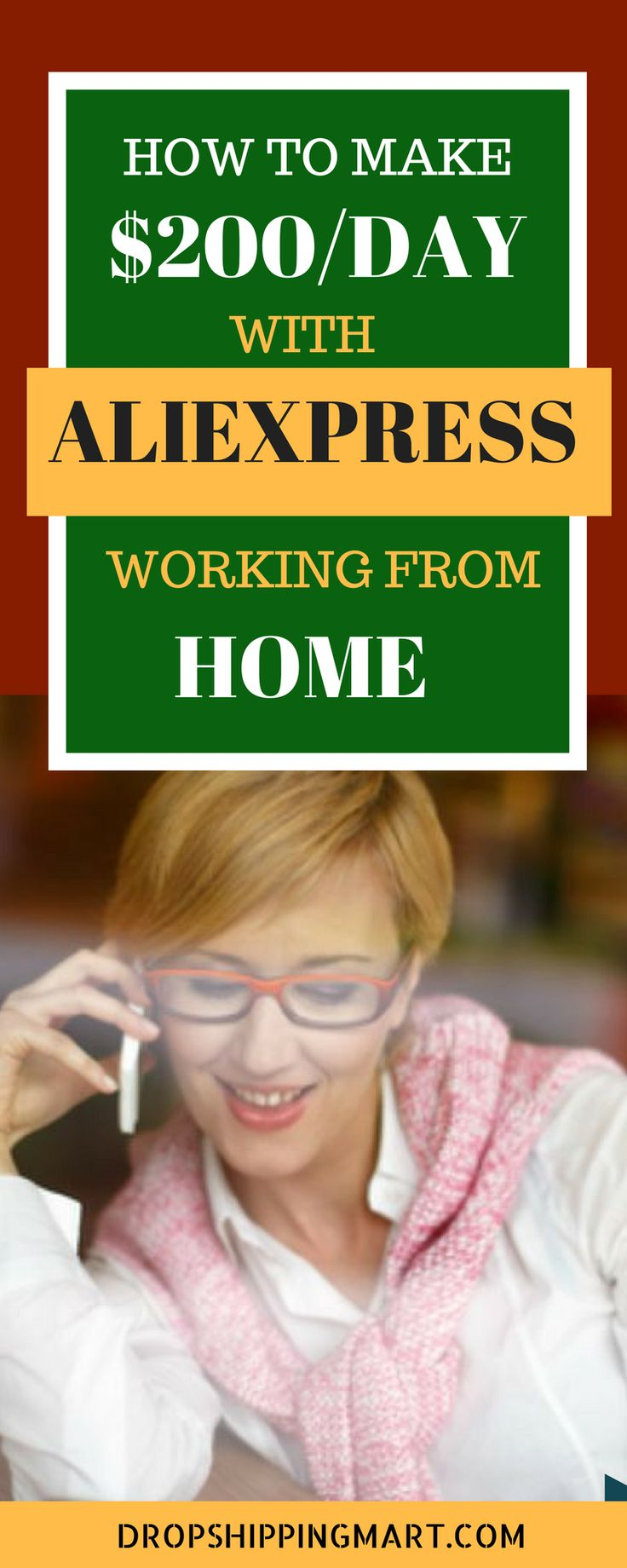 Earn Money Online How to make money working from home? Looking for work from home jobs? Online jobs are a great way to earn money without leaving your home. With dropshipping business as a home-based side hustles you can start now. Here's Your Opportunity To CLONE My Entire Proven Internet Business System Today!