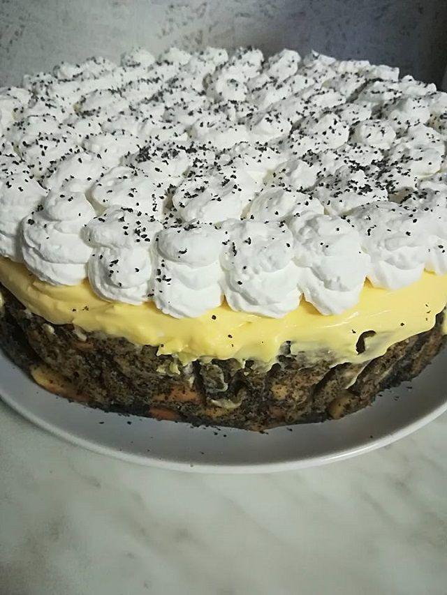 Mákos guba torta, ennél finomabb édességet én még nem kóstoltam! - Egyszerű Gyors Receptek