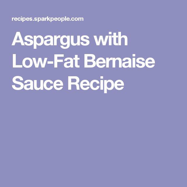 Low Fat Bernaise Sauce 111