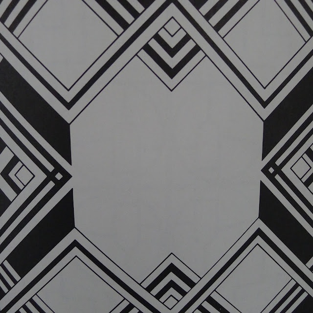 Art deco motif #ArtDeco #motif #pattern