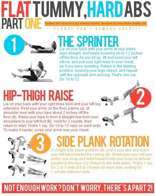 Find This Pin And More On Ab Workouts By Ericapisano.