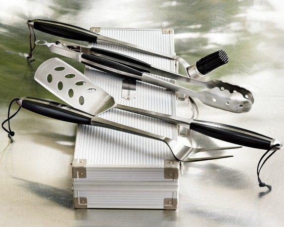 Williams-Sonoma BBQ Tool Set | $100 - Williams-Sonoma