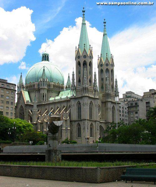 igreja da se sao paulo - Google Search