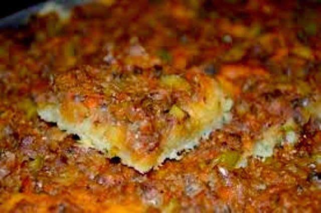 Água na Boca Sobremesas e Produtos Caseiros: Pizza de sardinha da vovó....