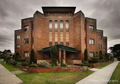 Coronet Apartments, New Farm, Brisbane ~ Art Deco inspired. Where old meets new.