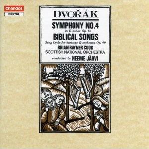 Dvorak:  Symphony 4 / Biblical Songs (Audio CD)  http://www.seobrokers.org/?p=B000000AH7
