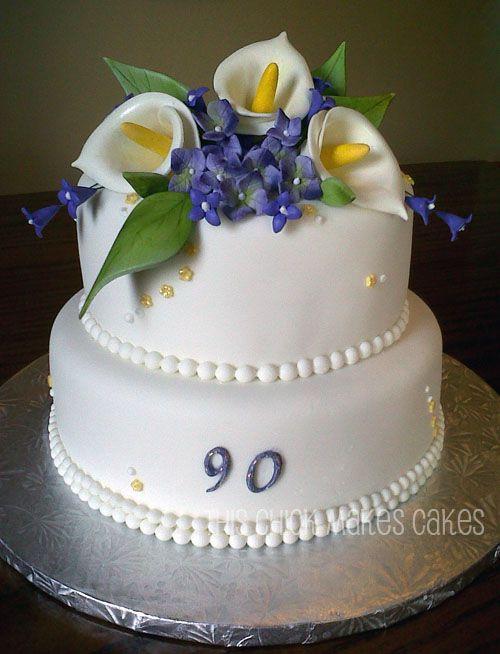 Cake Designs For Birthday Mom
