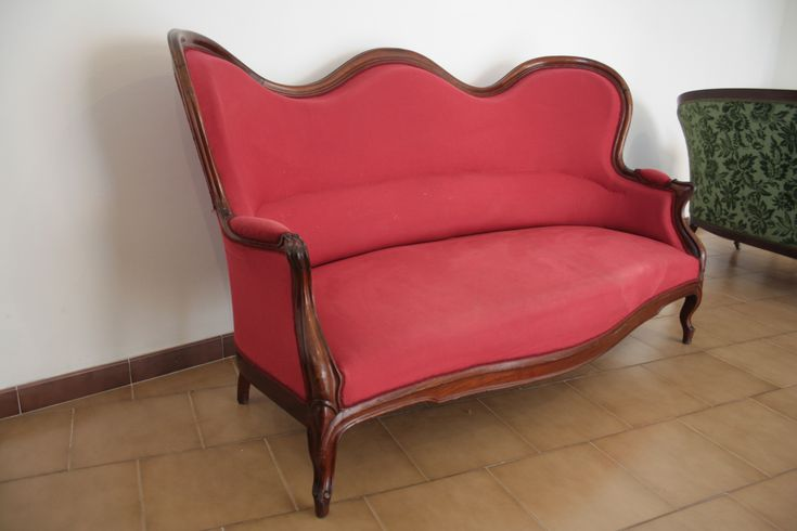 Pi di 25 fantastiche idee su divano antico su pinterest divano antico vintage sofa e divani - Divano in francese ...