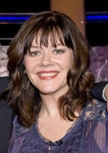 Josie Lawrence ~~~~  My beloved Lottie from Enchanted April.  She's a super-sweetie in real life too - major charity work!  Bless her heart!