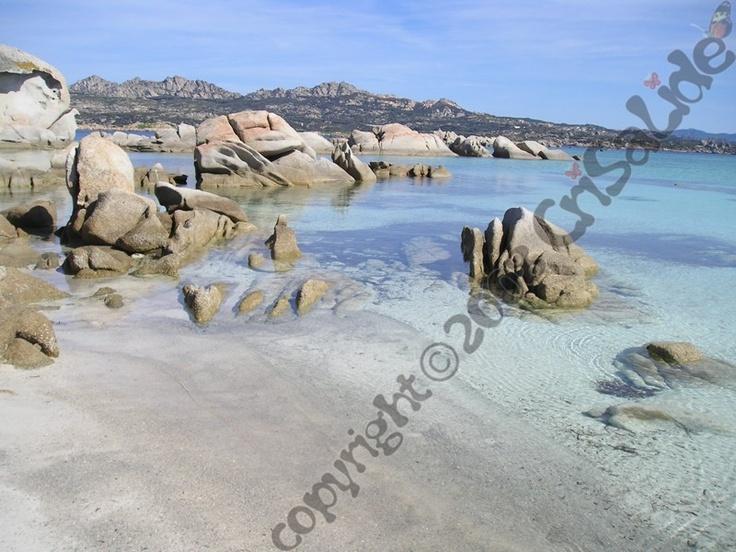 Testa del Polpo, Arcipelago della Maddalena