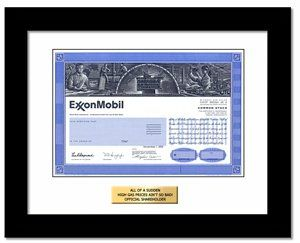 Buy Exxon stock Gift in 2 Minutes | #1 in Single Shares of Stock