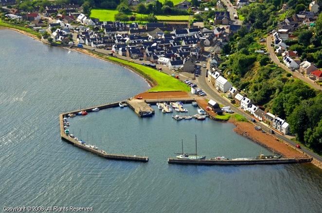Avoch Harbour, Black Isle