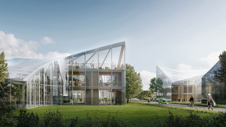 Zaha Hadid Architects Unveils Designs for Sports-Centered Eco Technology Hub in England