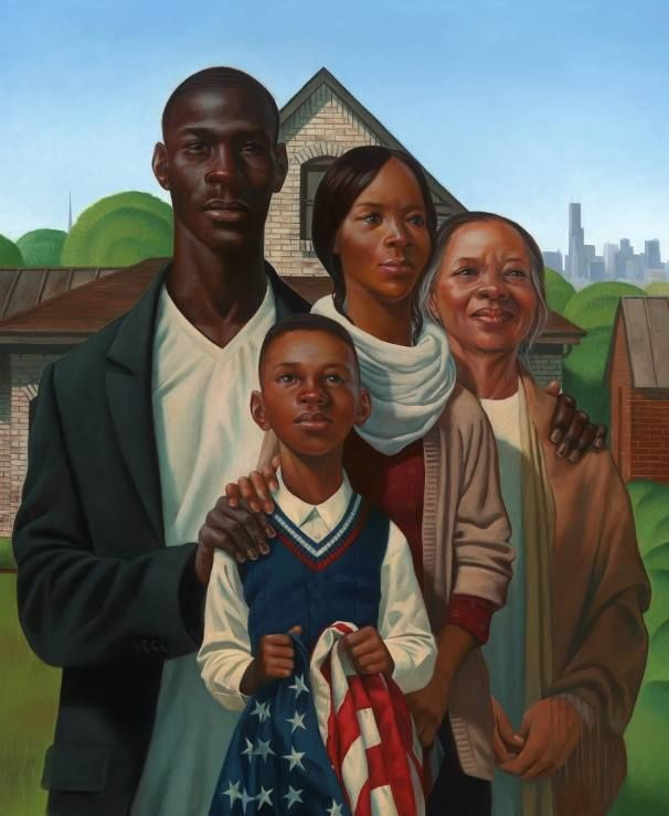 Black Gothic by Kadir Nelson.    http://www.artistdaily.com/blogs/artist-daily/kadir-nelson-figure-paintings?et_mid=926410&rid=236397887&utm_source=newsletter&utm_campaign=ad-cja-nl-170306&utm_content=926410_EDT_ADE170306&utm_medium=email