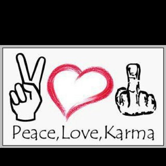 Sarcastic Quotes Karma. QuotesGram