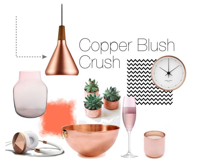 17 Best Images About Copper Blush On Pinterest