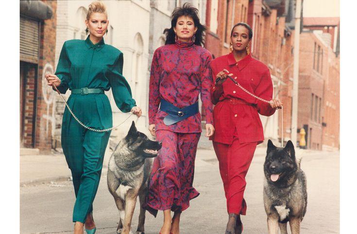 Sokak Modası: 80'ler