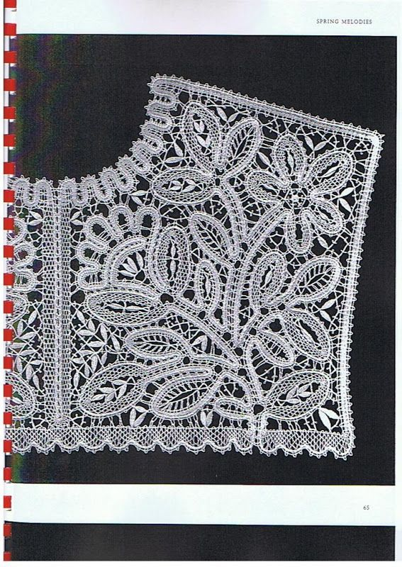 Korableva y Cook - Russian lace patterns - lini diaz - Picasa Web Album