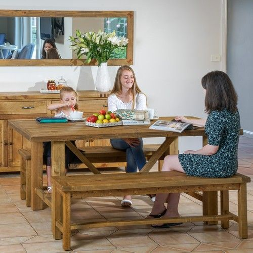 Vintage Bench for 1800 Dining Table (1500W x 350D x 470H mm) RRP $298