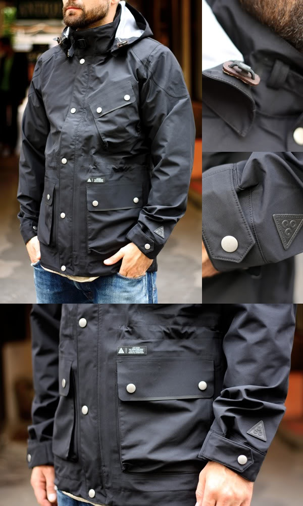 Nike ACG Gore-Tex Jacket - acgnoire                                                                                                                                                                                 More