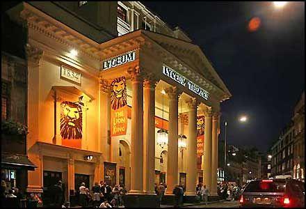 Lyceum Theatre - London