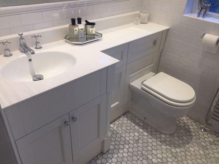 Utopia Rosebery Fitted Furniture Bathroom In 2019