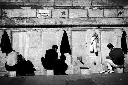 Istanbul People & Lights