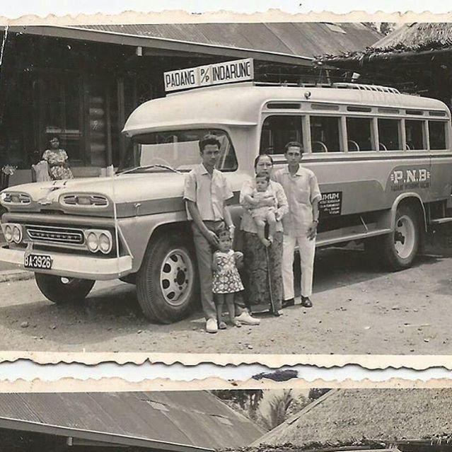 Jejak Sejarah Bus Chevrolet Dan Gmc Di Indonesia Bus Tangguh Penakluk Medan Pegunungan Chevrolet Sejarah Mobil Klasik