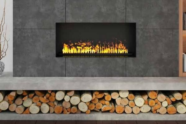 Dimplex Opti Myst Pro 1000 46 One Or Two Sided Vapor Fireplace