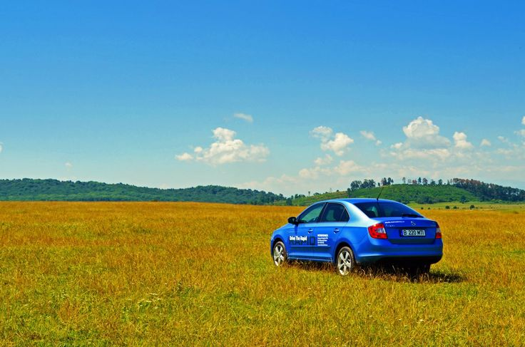 Test Drive – Skoda Rapid : auto23.ro