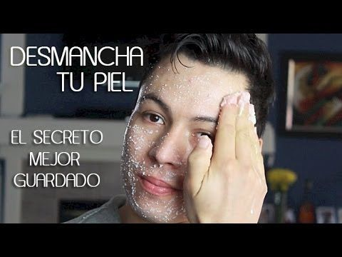 Remedio casero para Desmanchar la Piel | Tips for a Brighter Skin