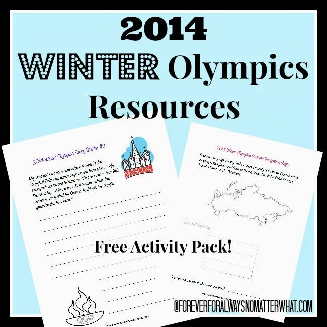 FREE Olympics Resources