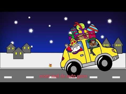 Sinterklaasliedjes met tekst - Het paard van sinterklaas is ziek - YouTube