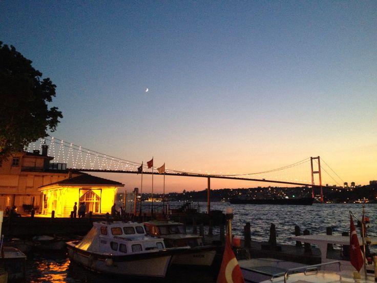 Bosphorus Beylerbeyi