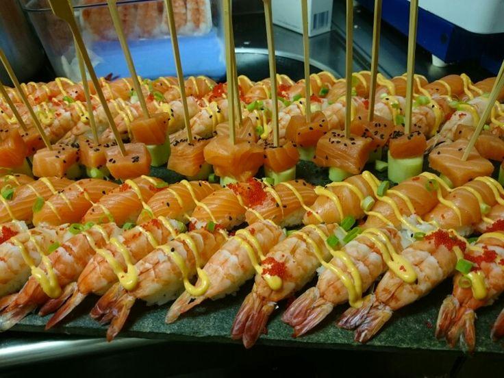 Sushi :-)