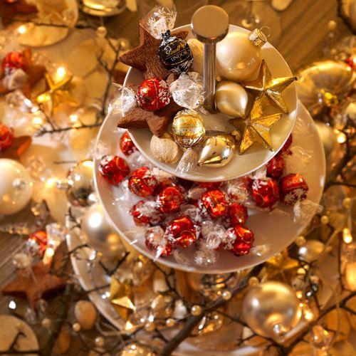Bombones Lindor para degustar y decorar esta Navidad 2012