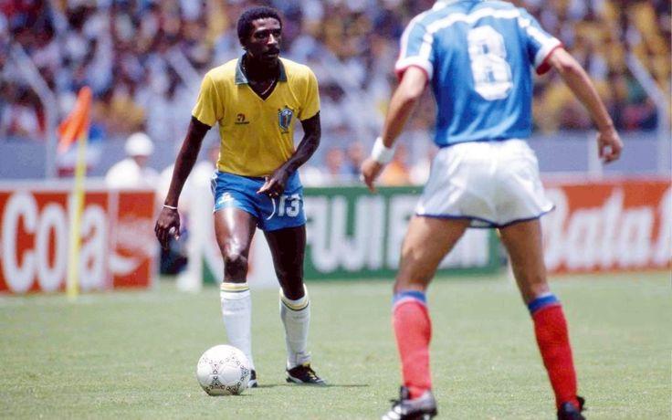 Josimar - - France  Bresil - Quart de Finale de la Coupe du Monde 1986 ,  June 21, 1986
