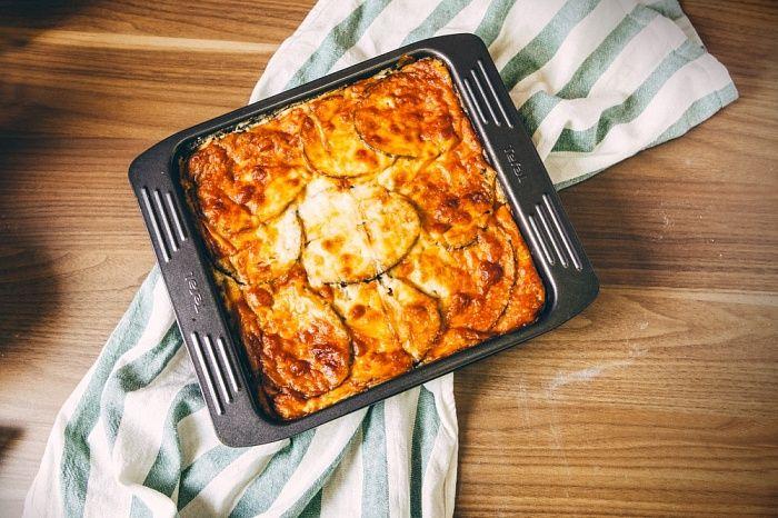 <p>  Гратен – это любое блюдо, запеченное в духовке до образования аппетитной корочки. Попробуйте наш вариант праздничного гратена из сезонных овощей со сливками и сыром Valio. </p>
