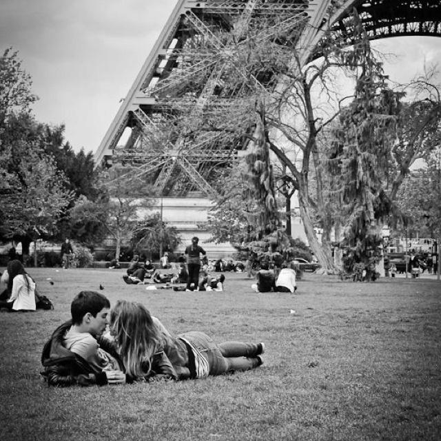 ❤ in Paris