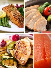 La Dieta Proteica proposta abbina le proteine alle verdure. La dieta privilegia le proteine della carne magra (manzo, pollo e tacchino), del pesce (anche i