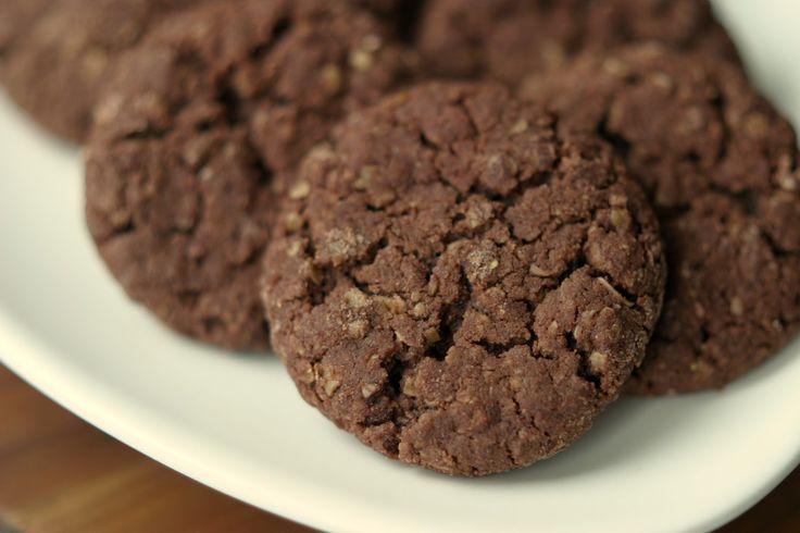 Litt sunnere sjokoladekjeks