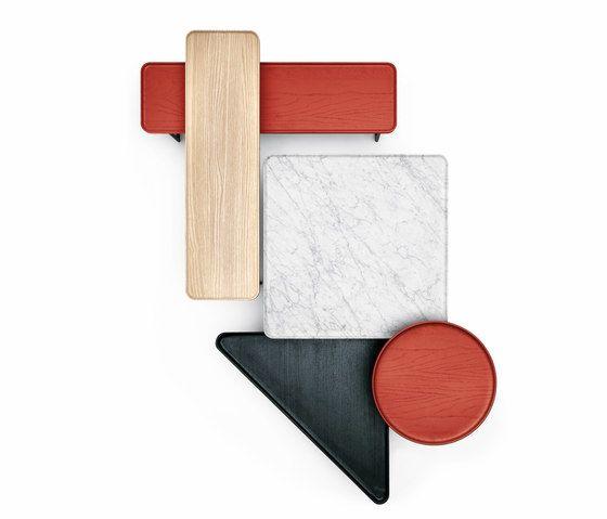 Tavolini d'appoggio-Laterali | Tavoli | 381 Torei. Check it out on Architonic