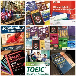 PUSAT PERSIAPAN TES TOEFL, IELTS, GMAT, GRE, SAT, TOEIC • KONSULTASI BEASISWA KE LUAR NEGERI •: Kursus TOEFL, IELTS, GMAT, GRE, SAT, TOEIC Terbaik...
