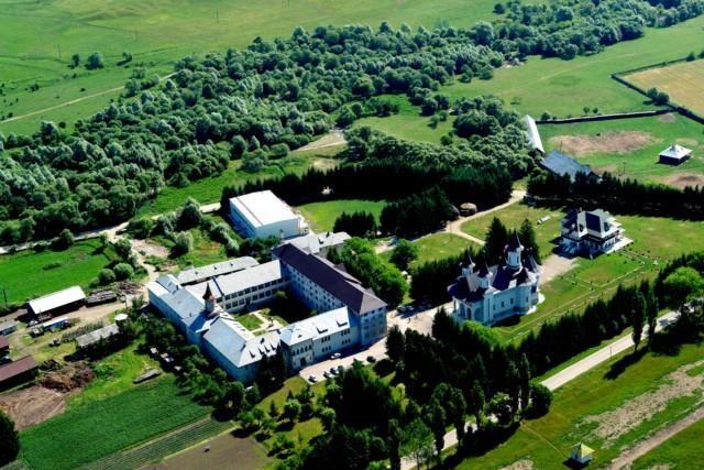 Seminarul Teologic de la Manastirea Neamt