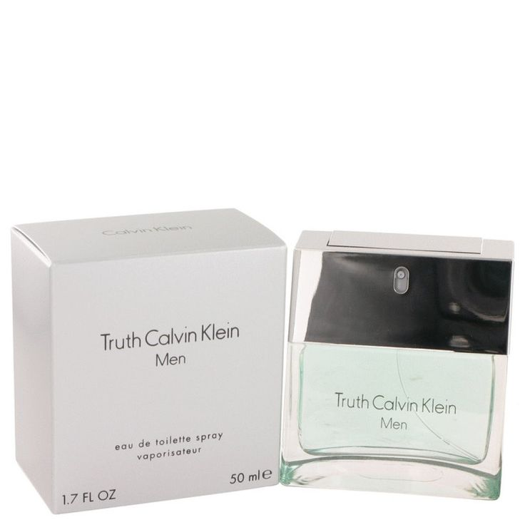 Truth By Calvin Klein Eau De Toilette Spray 1.7 Oz