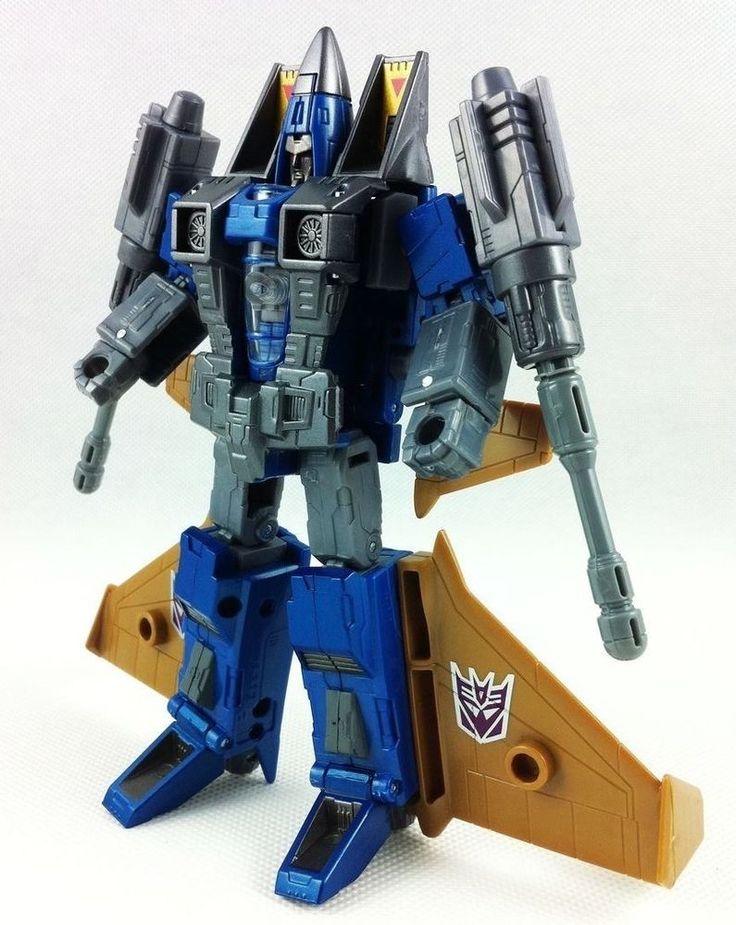 Transformers Henkei Classics Seeker Jet Set Elite Limited Dirge Loose Authentic